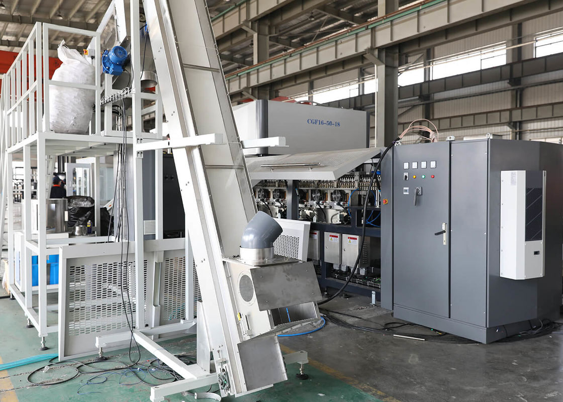 Carbonated Drinks Blowing Filling Capping Combiblock 3 In 1 Machine For PET Bottles