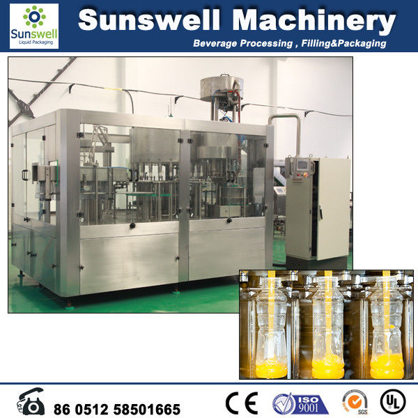 High Frequency Beverage Processing Machine Fruit Works Apple Raspberry