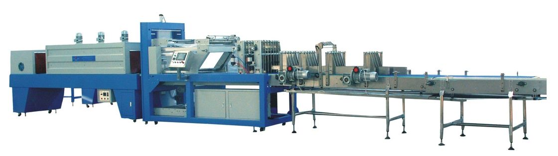 Film Shrink Wrap Packaging Equipment Machine for Shrink film wrapping, detergent, shampoo